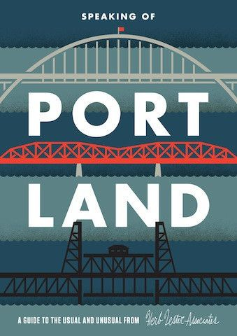Only £4.00 - from Herb Lester Associates; 'Speaking of Portland', Written by Portland resident John Chilson and designed by Matt McCracken