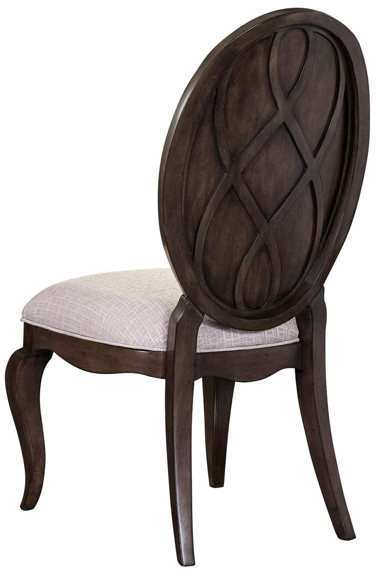 Cashmera Dining Side Chair by Broyhill Furniture at Baer's Furniture