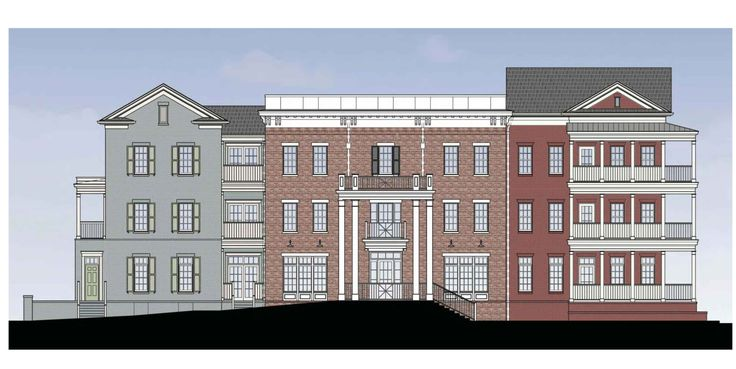 Charleston Town Center Homes at Westhaven