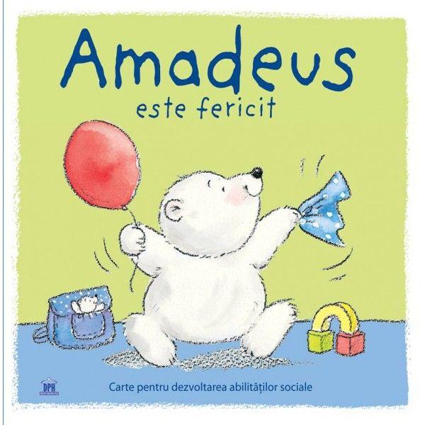 - Amadeus este fericit -