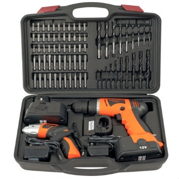 Tool set-74 piece Combo Cordless Drill  $52.99