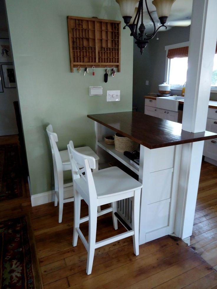 die 25+ besten ideen zu theke selber bauen auf pinterest | selber ... - Küche Landhausstil Selber Bauen