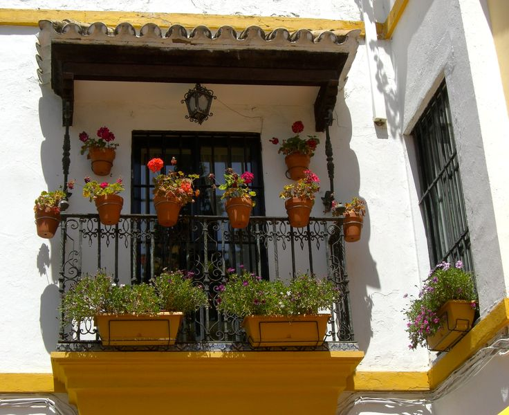 Spanish Style Balcony In 2019 Spanish Colonial Homes