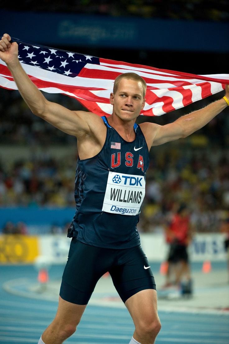 Jesse Williams - USA - High Jump