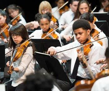 NJSO Youth Orchestras to perform at Carnegie Hall On March 6