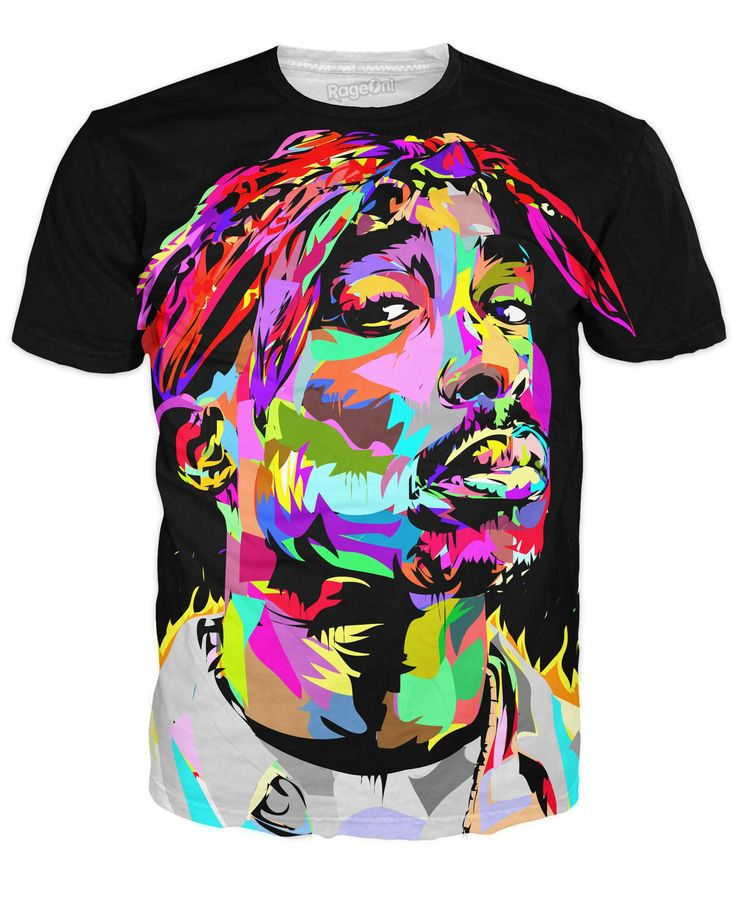 California Love T-Shirt-Tupac Shakur T-Shirt-Gangsta Rap-Mr.TeeShirts