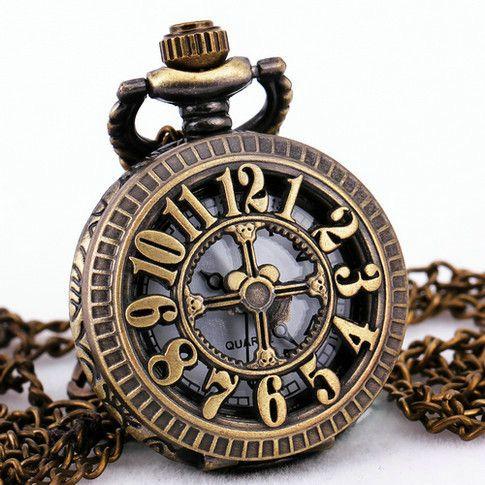 $7.33 (Buy here: https://alitems.com/g/1e8d114494ebda23ff8b16525dc3e8/?i=5&ulp=https%3A%2F%2Fwww.aliexpress.com%2Fitem%2FTD-Unisex-Women-Men-Retro-Skeleton-Hollow-Copper-Quartz-Pocket-Watch-Pendant-Necklace-Sweater-Chain-BOX%2F32428616743.html ) TD Unisex Women Men Retro Skeleton Hollow Copper Quartz Pocket Watch Pendant Necklace Sweater Chain + BOX for just $7.33