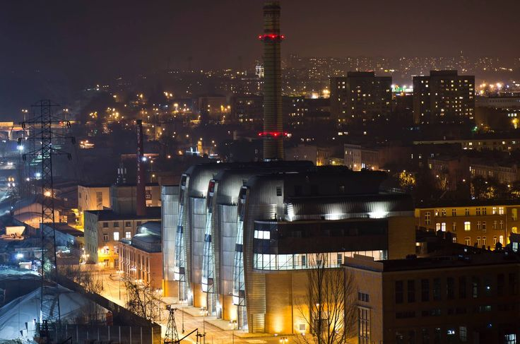 EC 1, Lodz, Poland