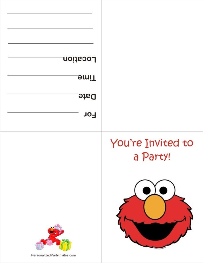 158 best free printables images on pinterest | the lorax, free, Birthday invitations