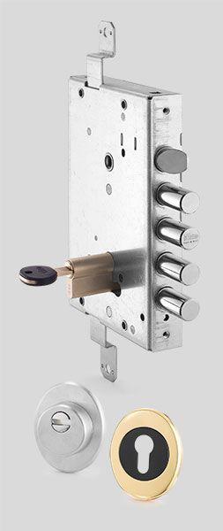Cerradura antibumping   #PuertaAcorazada #Thor20 ANTIBUMPING BOMBILLO RESISTENTE AL BUMPING Cerradura de bombillo con bloqueo de seguridad