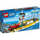 Lego City: Ferry (60119) 60119 Chase down Sqiffy with Nya and Kai!Target the sky pirate™s flyer with Kai™s bike™s hidden cannons/boosters. Dodge the flyer™s bombs and aim the elemental water cannon from Nya™s awesome bike. Take his http://www.MightGet.com/january-2017-11/lego-city-ferry-60119-60119.asp