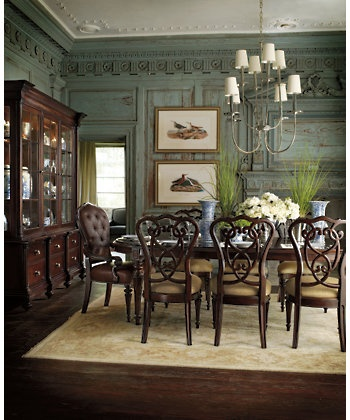 70 Best Dining Room Images On Pinterest  Chairs Lillian August Cool Stanley Furniture Dining Room Set Design Inspiration