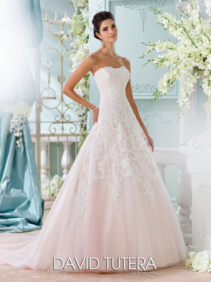 David Tutera - Soleleil - 116202 - All Dressed Up, Bridal Gown