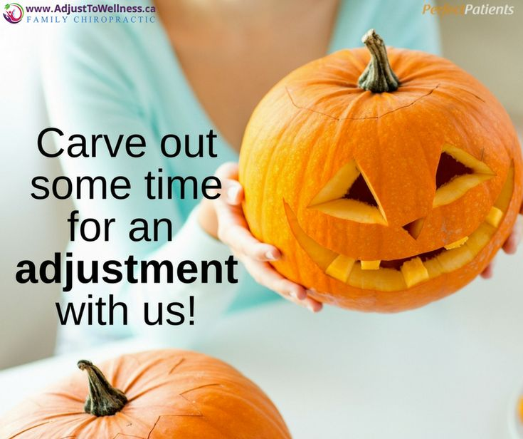 Chiropractic isn't just for Halloween...you can come and see us anytime! www.lagos-health.com