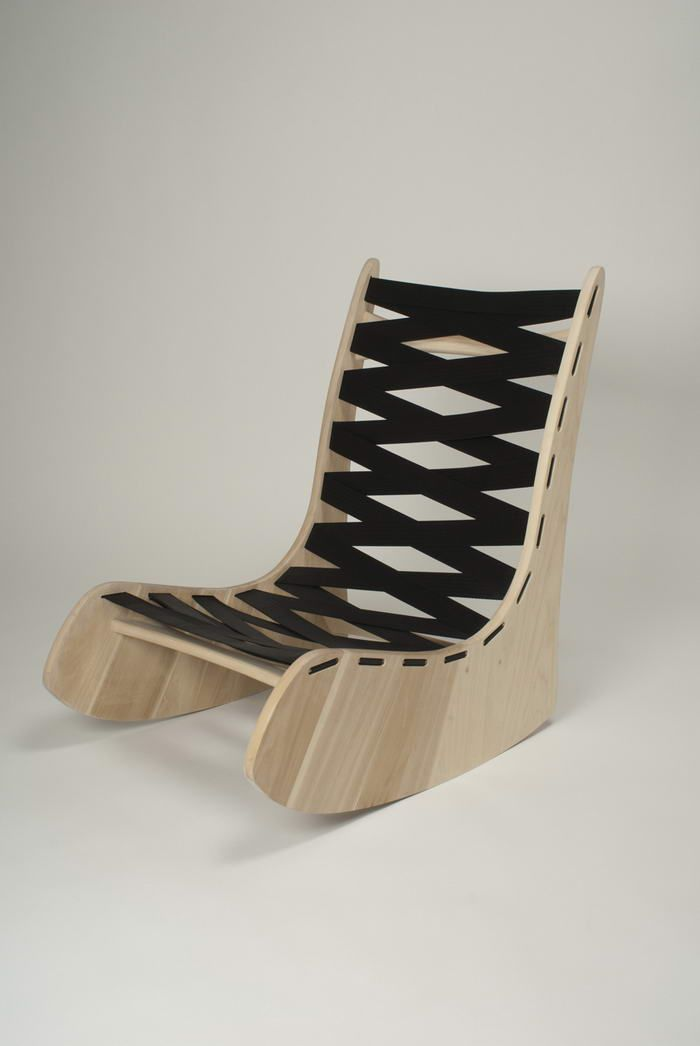 Rocking Chair by Artemis Tsantekidou