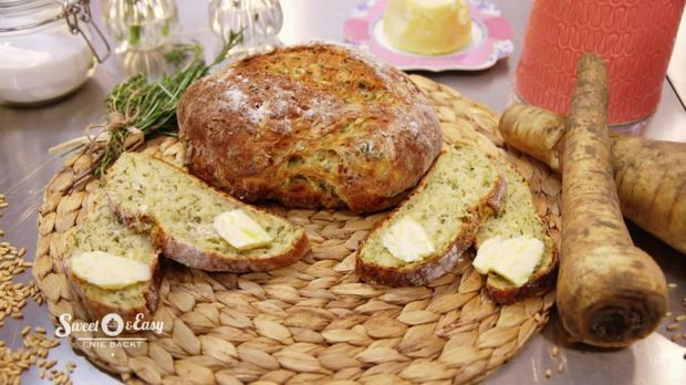 Käse-Buttermilch-Brot - Sweet & Easy - Enie backt - sixx