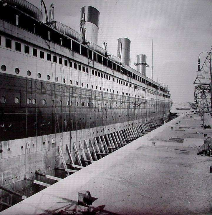 Titanic Wallpaper: 33 Best RMS Olympic Images On Pinterest