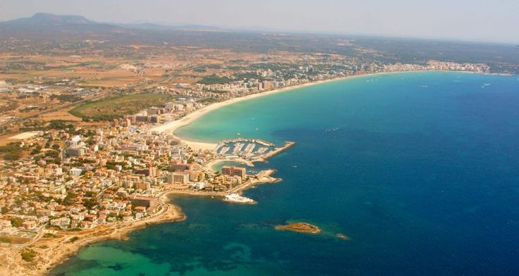 SUMMER: Newcastle, UK to Palma de Mallorca, Spain for only £34 roundtrip