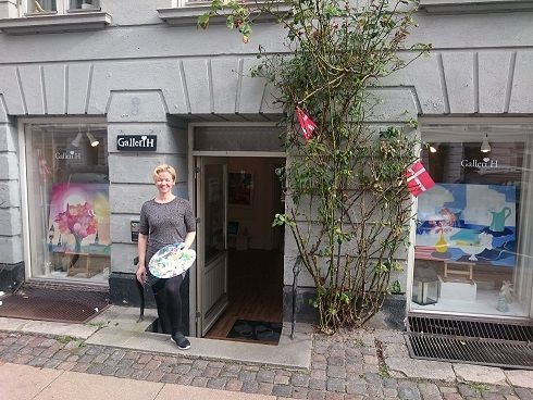 Galleri H Rørholmsgade 6.tv.