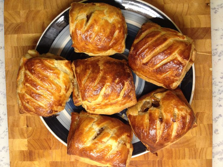Sausage rolls, and beautiful ones at that! Again another Paul Hollywood recipe.