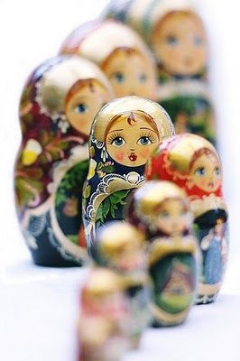 Sweet Matryoshka