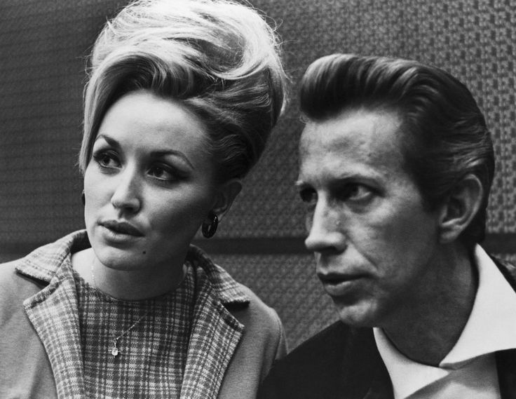 Vogue Daily — Dolly Parton and Porter Wagoner, 1968