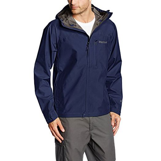 Marmot Men's Minimalist Jacket is a lightweight shell for the dedicated outdoor enthusiast. Marmot built the Minimalist Jacket with burly GORE-TEX® fabric and only the most essential features to deliver protection and keep you dry. No frills, no fuss; just service.  #TheJunketStore - A Mindful Guide to Eco-Friendly Travel Gear. #EcoFriendly #TravelGear #TravelAdventureGear #MindfulTravel #DigitalNomad #NomadicLiving