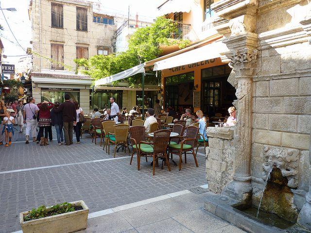 Rethymnon.Crete