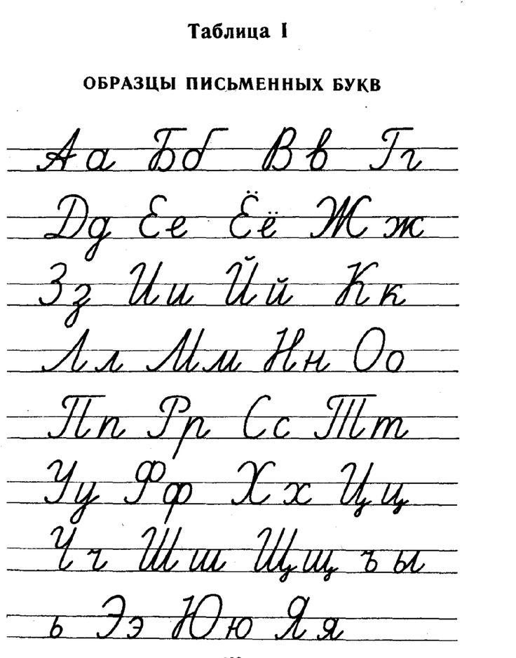 Обучение письму с использованием процесса конструирования букв