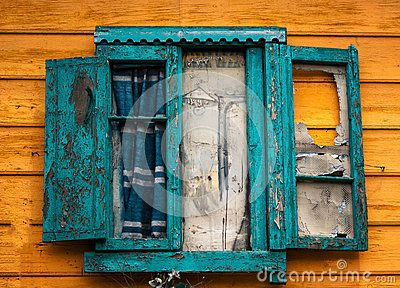 Old Window In Caminito Argentina - Download From Over 34 Million High Quality Stock Photos, Images, Vectors. Sign up for FREE today. Image: 57460968