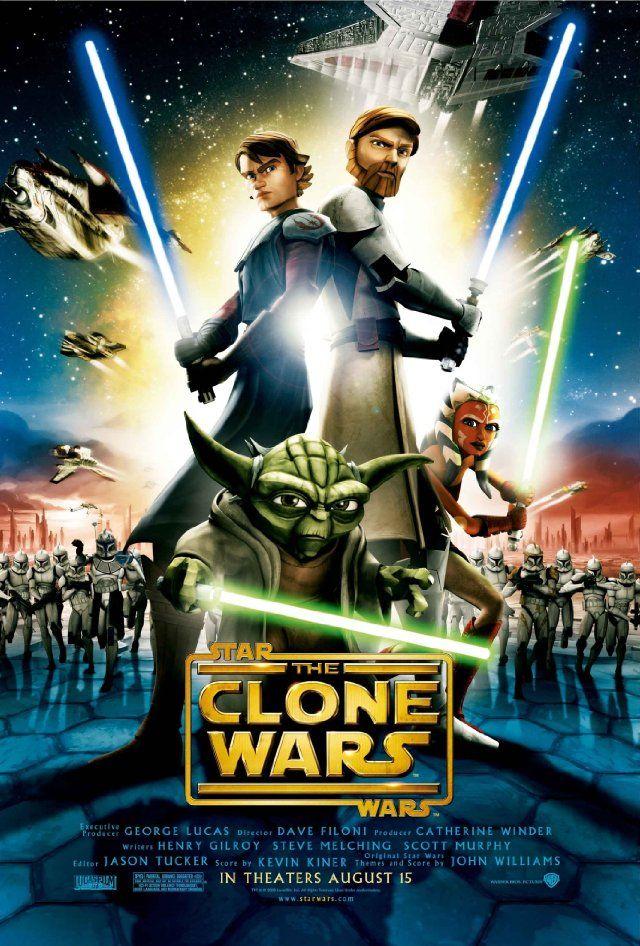 Star Wars: The Clone Wars 2008