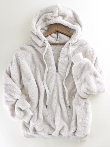 8b055862c9 Oversized Fluffy Pullover