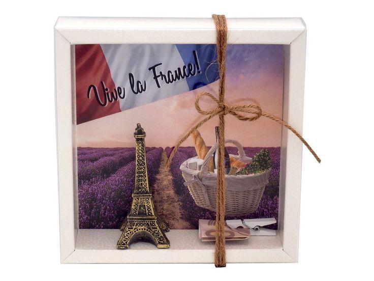 Geldgeschenk Verpackung Frankreich Paris Urlaub Reise – #Frankreich #Geldgeschen…