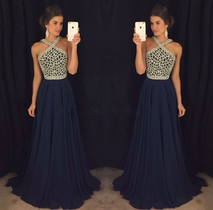 1000  ideas about Dark Blue Prom Dresses on Pinterest  Long prom ...