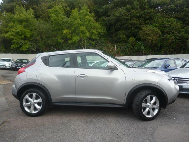Nissan Juke 1.6 Acenta 5dr [53.3 MPG] [BLUETOOTH] £9,495