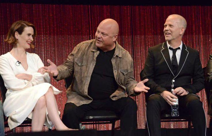American Horror Story: Freak Show, Michael Chiklis Joins Cast. Plus Bits of PaleyFest