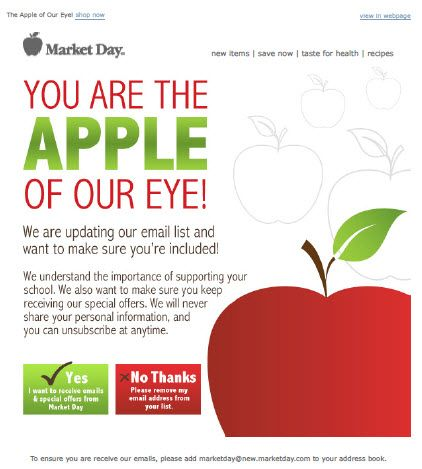 42 best Work images on Pinterest Email marketing, Email newsletter