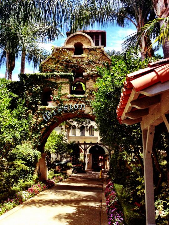 The Historic Mission Inn Hotel & Spa in Riverside, CA