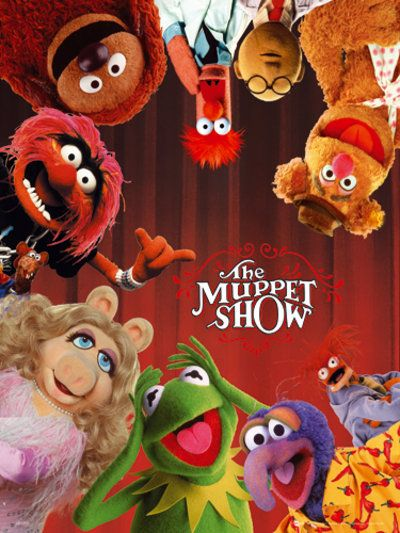 The Muppet Show (TV 1976-81) Kermit the Frog and his friends struggle to put on a weekly variety show.