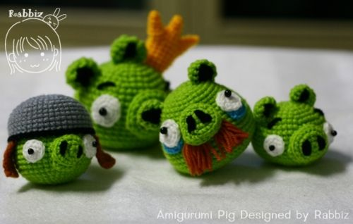Green Pigs!!!!