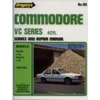 Holden Commodore VC 4Cylinder Workshop Repair Manual 1997-1999 MPN with GAP04185