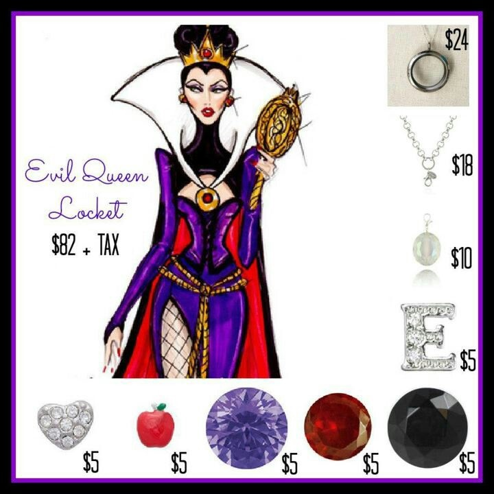 Snow White's Evil Queen www