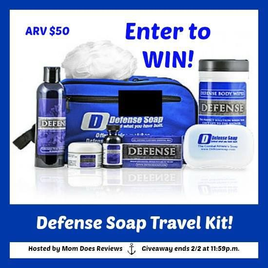 Have you heard about Defense Soap and all the great products they have? Some of their products even have eucalyptus, tea tree oils and more.