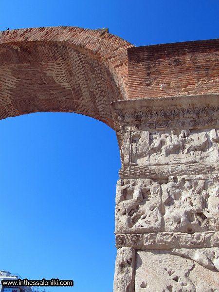 Arch of Galerius (298 – 299 AD)
