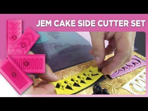 JEM Cake Side Cutter Set by www.sweetwise.com