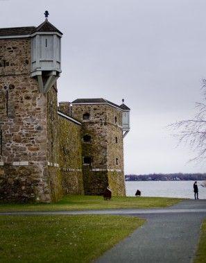 Le Fort de Chambly L'appétit mène à Chambly | Nathaëlle Morissette | Montérégie