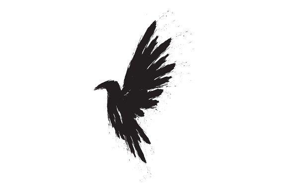 Black Bird Black Raven Black Bird Crow Raven