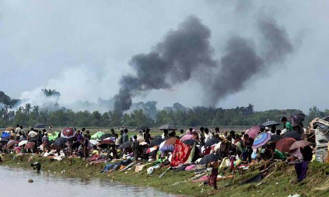Berita Islam ! Kondisi Terbaru Rohingya: 164 Ribu Muslim Tinggalkan Rakhine... Bantu Share ! http://ift.tt/2gMbcPm Kondisi Terbaru Rohingya: 164 Ribu Muslim Tinggalkan Rakhine  MYANMARPBB dilaporkan telah merilis data terbaru mengenai krisis kekerasan yang dialami minoritas Muslim Rohingya oeh tentara rezim Myanmar. Dalam dua minggu terakhir PBB telah mencatat bahwa tindakan represif oleh tentara Myanmar telah memaksa sejumlah Muslim untuk melarikan diri ke negara tetangga Bangladesh. Badan…