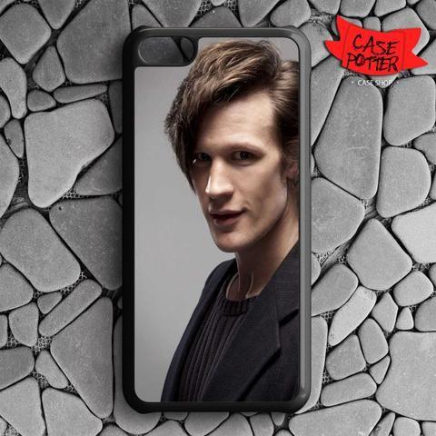 Matt Smith Is Doctor Who iPhone 5C Black Case