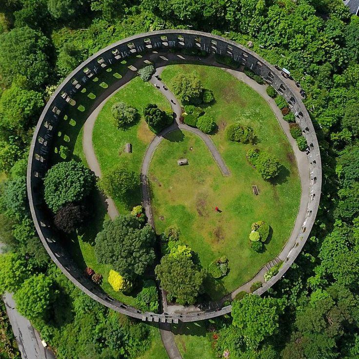 Καλημερα απο Σκωτία!! #happytraveller #Scotland #oban #aerial #drone #dronetraveler #mavicpro #djimavic #dji #travel #aerialphotography #aerialphoto #castle #tower #roadtrip